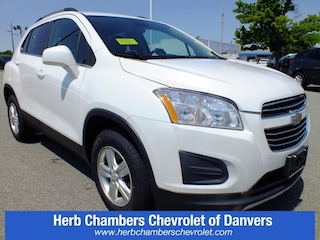 Certified Pre-Owned 2015 Chevrolet Trax LT SUV CD2191XX for sale near you in Danvers, MA