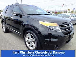 Used 2015 Ford Explorer Limited SUV for sale in Boston, MA