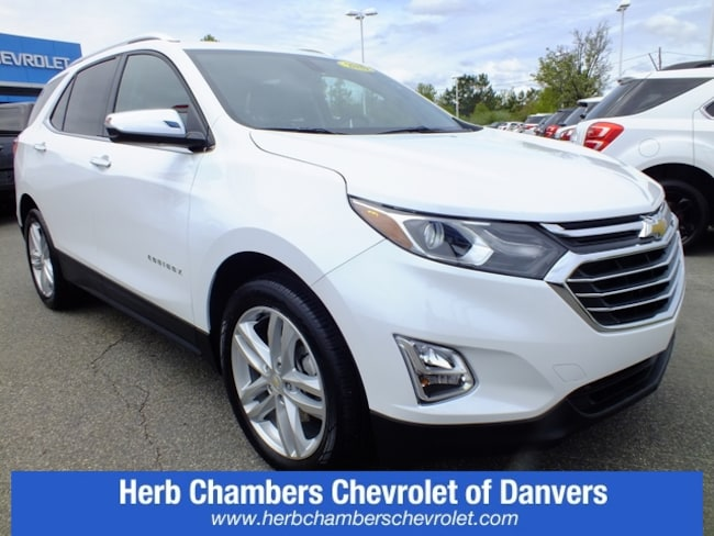Herb Chambers Chevrolet >> Used 2019 Chevrolet Equinox For Sale At Herb Chambers Alfa