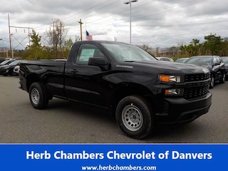 New 2019 Chevrolet Silverado 1500 Work Truck Truck Regular Cab for sale near you in Danvers, MA