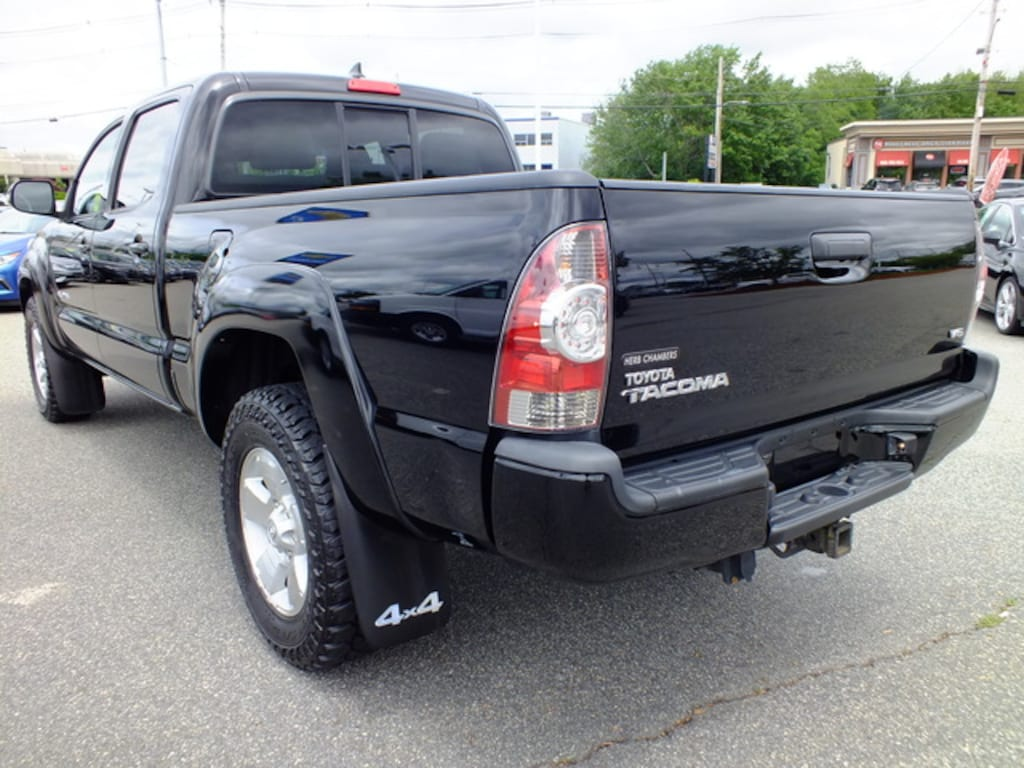 Used 2015 Toyota Tacoma For Sale | Burlington MA | Stock