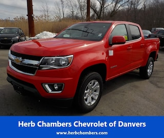 New 2019 Chevrolet Colorado LT Truck Crew Cab for sale near you in Danvers, MA