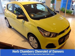 Used vehicle 2017 Chevrolet Spark LS Hatchback for sale in Danvers, MA