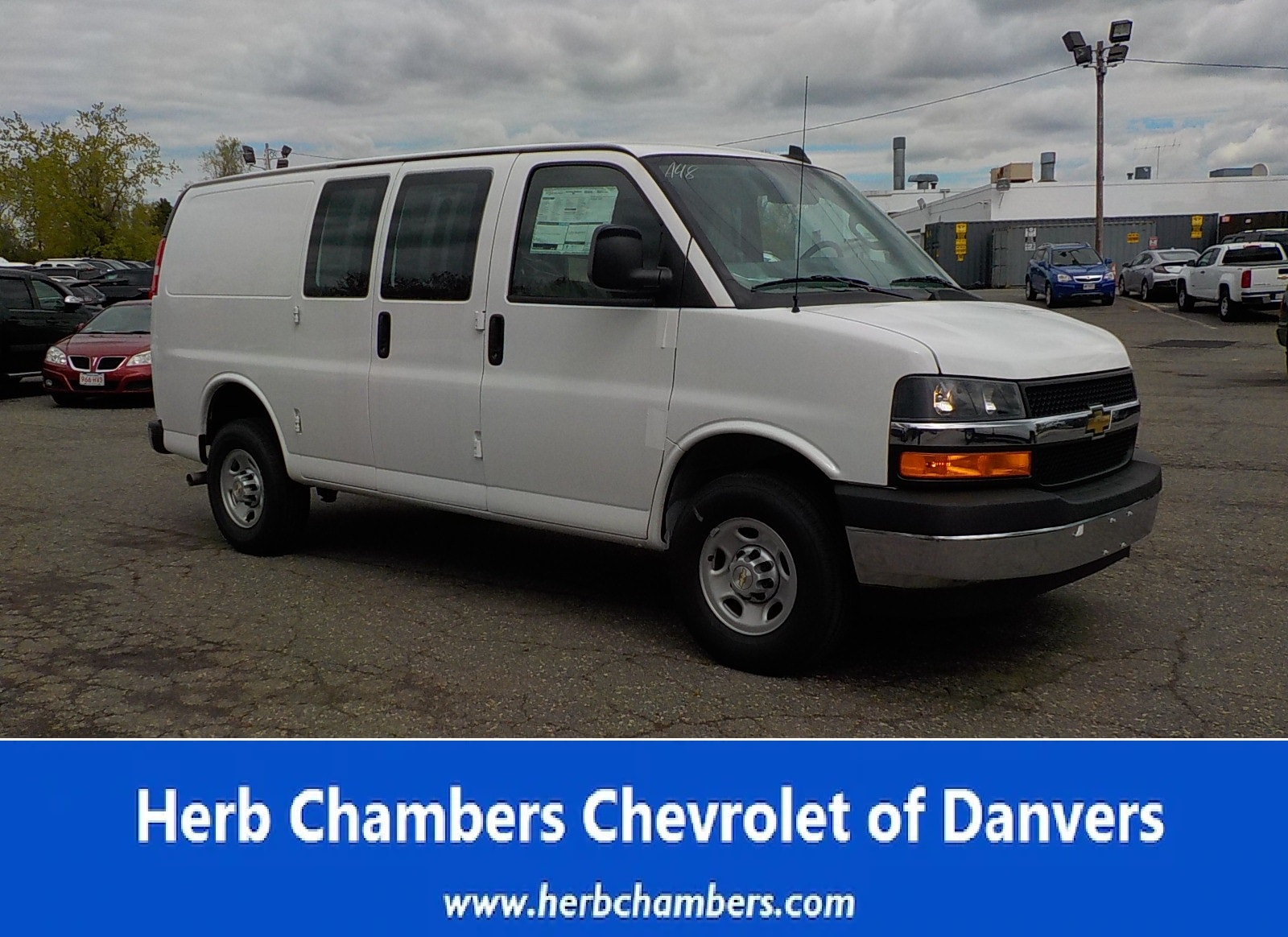 Herb Chambers Chevrolet >> 2019 Chevrolet Express 2500 For Sale In Danvers Ma Herb Chambers