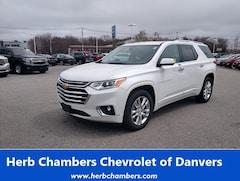 New 2019 Chevrolet Traverse High Country SUV near Boston, MA