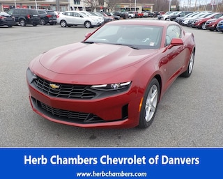 New 2019 Chevrolet Camaro 1LT Coupe for sale near you in Danvers, MA