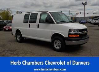 New 2019 Chevrolet Express 2500 Work Van Van Cargo Van for sale near you in Danvers, MA