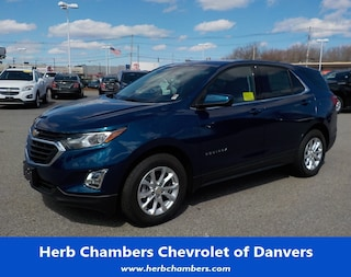 New 2019 Chevrolet Equinox LT w/1LT SUV for sale near you in Danvers, MA