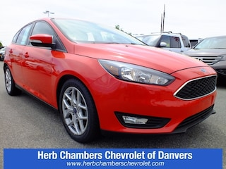 Bargain Used 2015 Ford Focus SE Hatchback for sale near you in Braintree, MA