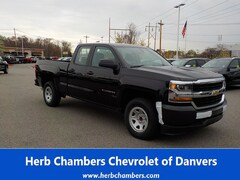 New 2019 Chevrolet Silverado 1500 LD WT Truck Double Cab near Boston, MA