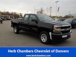 New 2019 Chevrolet Silverado 1500 LD WT Truck Double Cab for sale near you in Danvers, MA