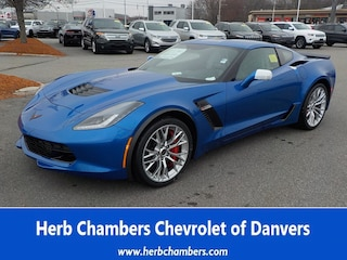 New 2019 Chevrolet Corvette Z06 Coupe for sale near you in Danvers, MA