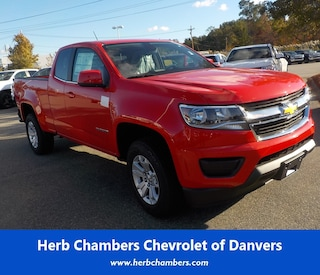 New Chevy cars, trucks, and SUVs 2019 Chevrolet Colorado LT Truck Extended Cab for sale near you in Danvers, MA
