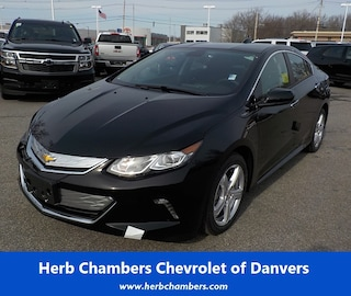 New Chevy cars, trucks, and SUVs 2019 Chevrolet Volt LT Hatchback for sale near you in Danvers, MA