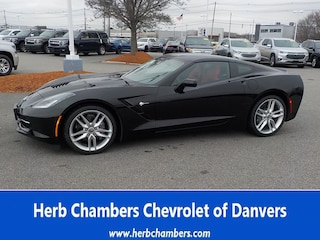 New 2019 Chevrolet Corvette Stingray Coupe for sale near you in Danvers, MA