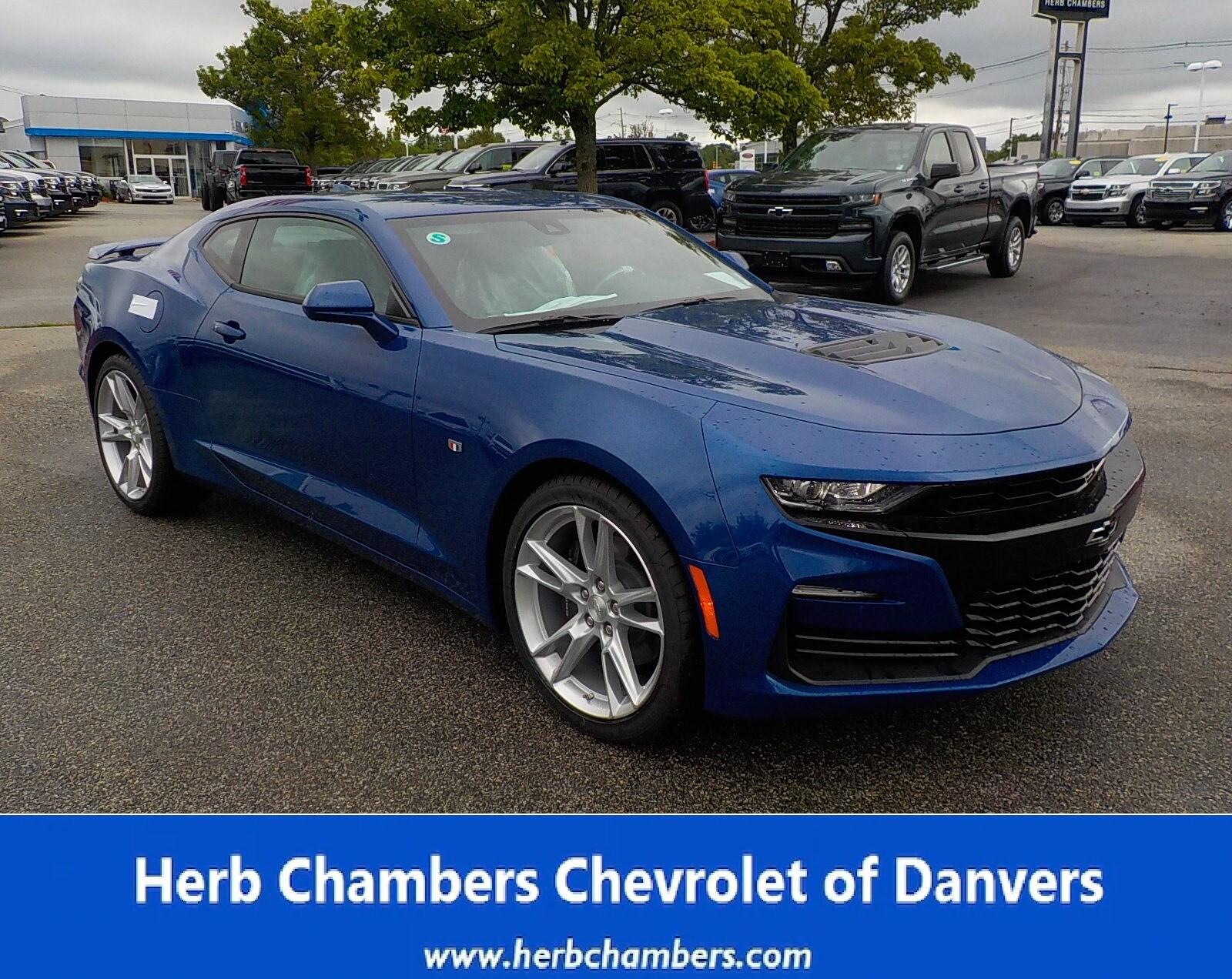 Chevrolet Camaro in Danvers & Wakefield, MA | Herb Chambers Chevrolet