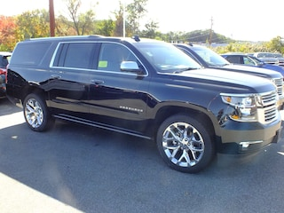 New Chevy cars, trucks, and SUVs 2018 Chevrolet Suburban Premier SUV for sale near you in Danvers, MA