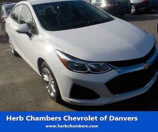 New Chevy cars, trucks, and SUVs 2019 Chevrolet Cruze LS Sedan for sale near you in Danvers, MA