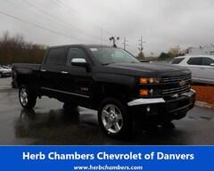 New 2019 Chevrolet Silverado 2500HD LT Truck Crew Cab near Boston, MA