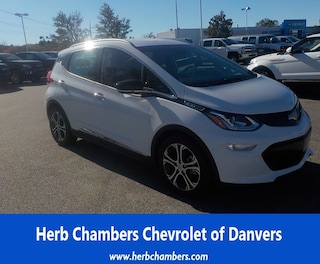 New Chevy cars, trucks, and SUVs 2019 Chevrolet Bolt EV Premier Wagon for sale near you in Danvers, MA