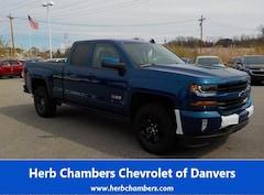 New 2019 Chevrolet Silverado 1500 LD LT Truck Double Cab near Boston, MA