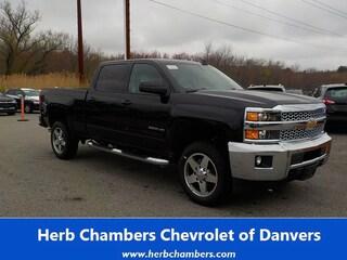 New 2019 Chevrolet Silverado 2500HD LT Truck Crew Cab for sale near you in Danvers, MA