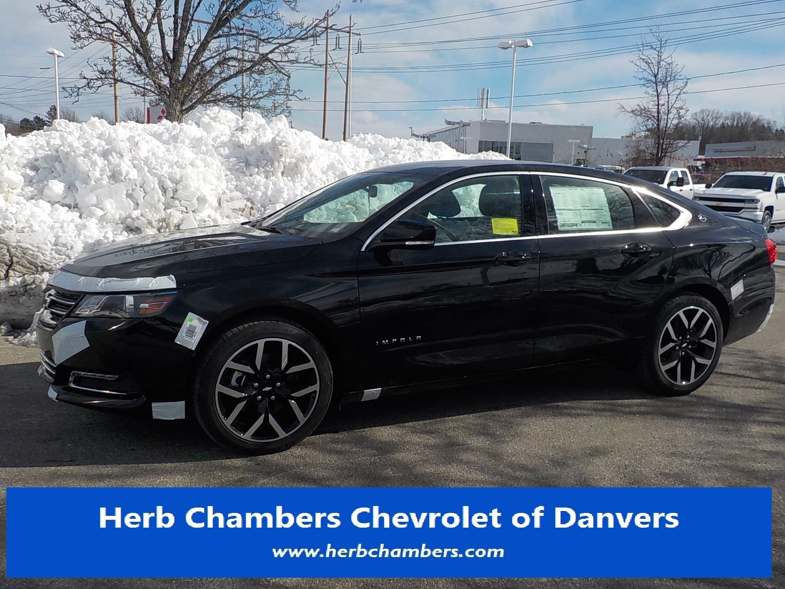 Herb Chambers Chevrolet >> New Chevrolet Impala In Danvers Wakefield Ma Herb Chambers
