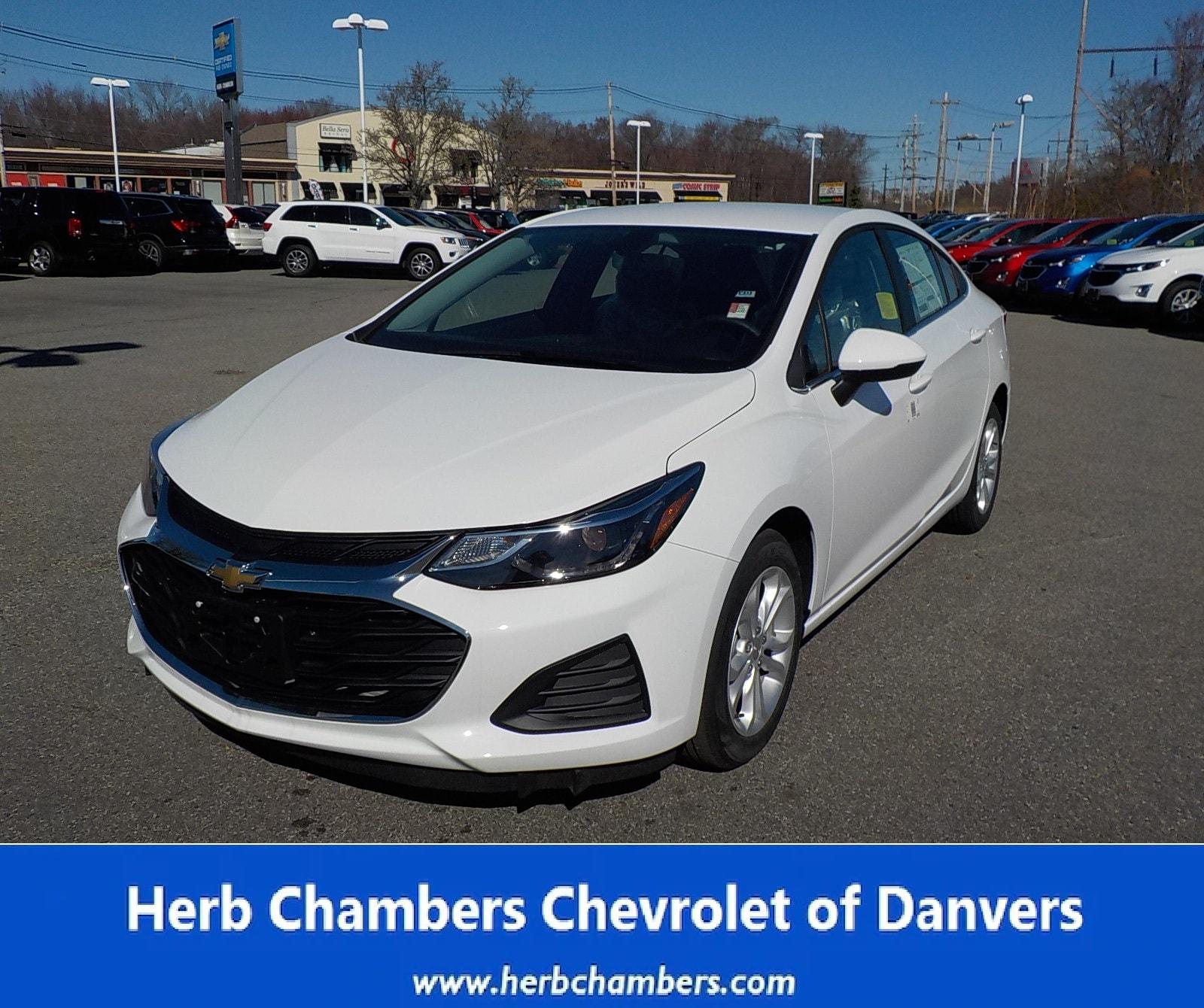 Chevrolet Cruze In Danvers & Wakefield, MA