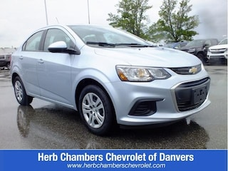 Used vehicle 2017 Chevrolet Sonic LS Manual Sedan for sale in Danvers, MA