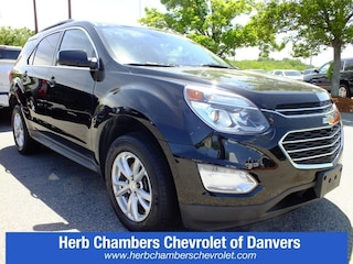 Certified Pre-Owned 2016 Chevrolet Equinox LT SUV 211117A for sale near you in Danvers, MA