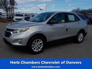 New 2019 Chevrolet Equinox LS SUV for sale near you in Danvers, MA