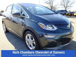 Hybrid 2017 Chevrolet Bolt EV LT Wagon 1G1FW6S00H4107667 for sale near Boston