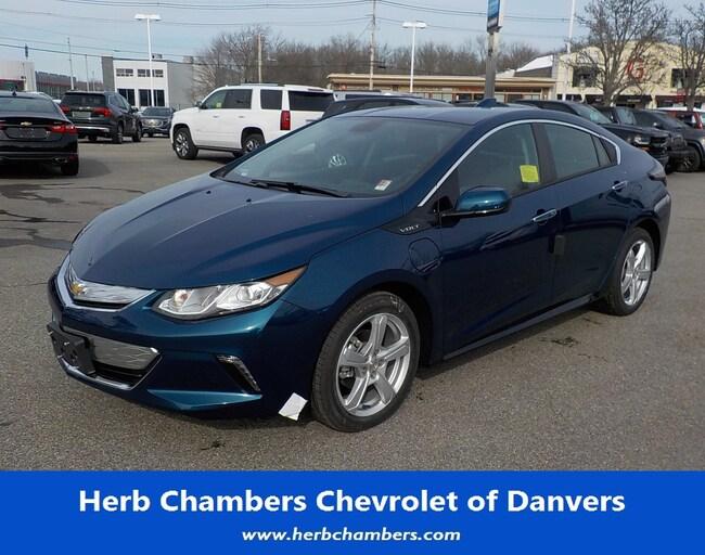 New 2019 Chevrolet Volt LT Hatchback Danvers, MA