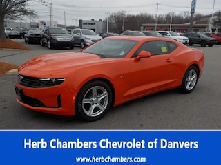 New 2019 Chevrolet Camaro COUPE Coupe for sale near you in Danvers, MA