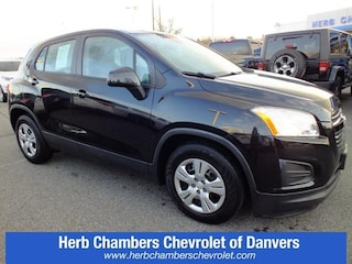 Certified Pre-Owned Chevy cars, trucks, and SUVs 2015 Chevrolet Trax LS SUV CD1900 for sale near you in Danvers, MA