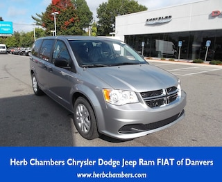 New 2019 Dodge Grand Caravan SE Passenger Van in Danvers near Boston, MA