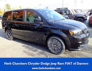 New 2019 Dodge Grand Caravan SE PLUS Passenger Van in Danvers near Boston, MA