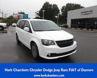 2019 Dodge Grand Caravan SE Plus Van Passenger Van