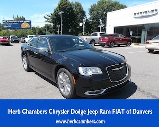 New 2018 Chrysler 300 LIMITED AWD Sedan in Danvers near Boston, MA