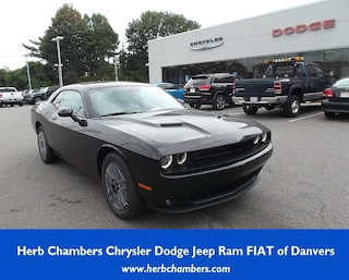 New 2019 Dodge Challenger SXT AWD Coupe in Danvers near Boston, MA