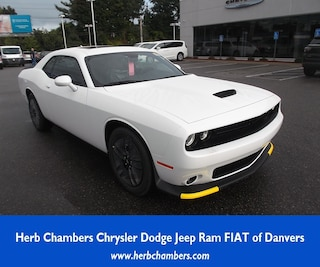New 2019 Dodge Challenger GT Coupe in Danvers near Boston, MA