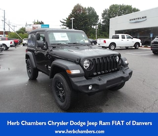 New 2018 Jeep Wrangler SPORT 4X4 Sport Utility in Danvers near Boston