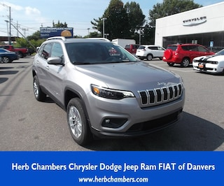 New 2019 Jeep Cherokee LATITUDE PLUS 4X4 Sport Utility in Danvers near Boston