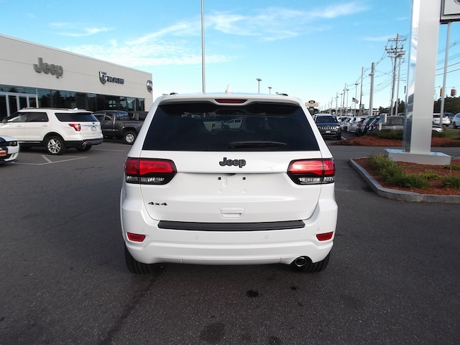 Herb Chambers Jeep >> New 2019 Jeep Grand Cherokee ALTITUDE 4X4 For Sale in ...