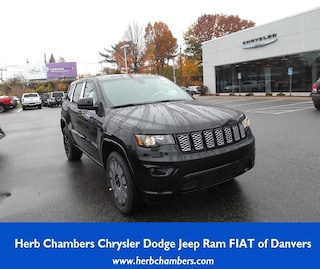 New 2019 Jeep Grand Cherokee ALTITUDE 4X4 Sport Utility in Danvers near Boston