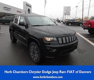 New 2019 Jeep Grand Cherokee ALTITUDE 4X4 Sport Utility in Danvers near Boston, MA