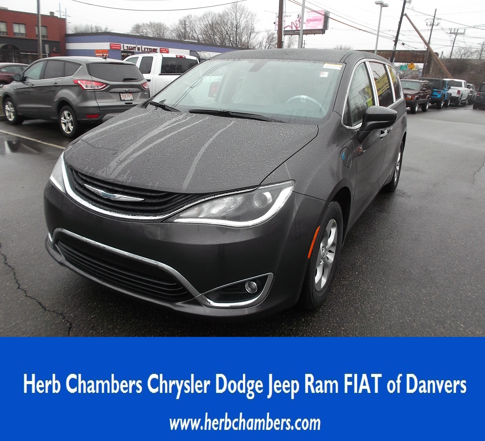 Herb Chambers Chrysler Dodge Jeep RAM