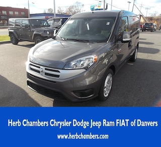 New 2018 Ram ProMaster City TRADESMAN SLT CARGO VAN Cargo Van in Danvers near Boston, MA