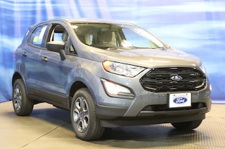 New Ford cars, trucks, and SUVs 2019 Ford EcoSport S SUV for sale near you in Braintree, MA