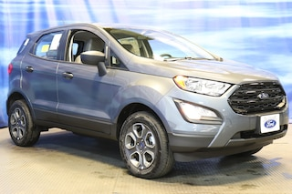 New Ford cars, trucks, and SUVs 2018 Ford EcoSport S SUV for sale near you in Braintree, MA